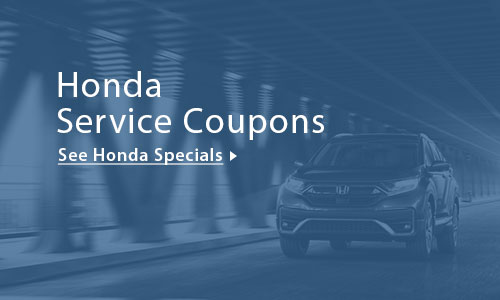 Honda Service Coupons